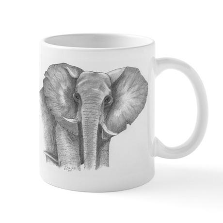 DJUMA-ELEPHANT Mug