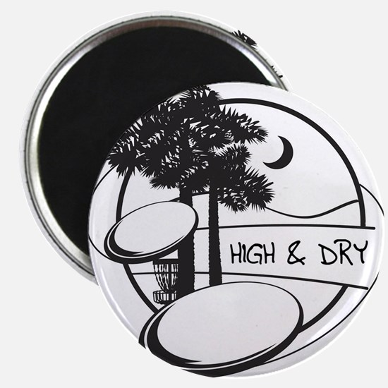 """High and Dry 2.25"""" Magnet (10 pack)"""