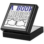 FB a book Keepsake Box