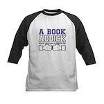 FB a book Kids Baseball Jersey
