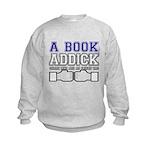 FB a book Kids Sweatshirt