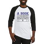 FB a book Baseball Jersey