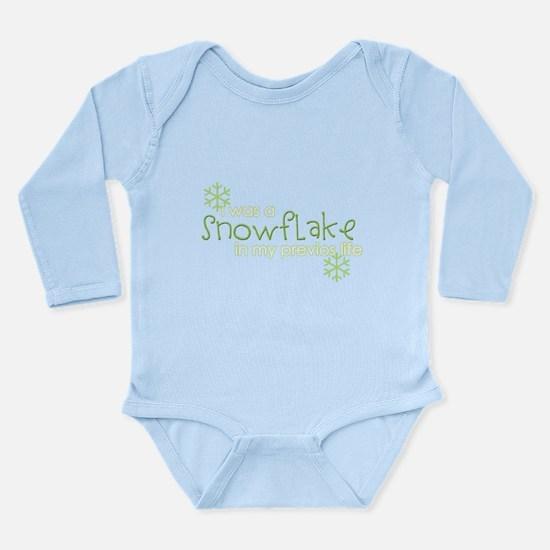 snowflake Body Suit