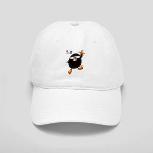 Ninja Penguin Cap