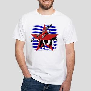 MFT All American EZ White T-Shirt