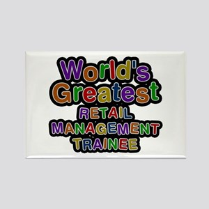 World's Greatest RETAIL MANAGEMENT TRAINEE Rectang