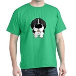 Big Nose Newfie Dark T-Shirt