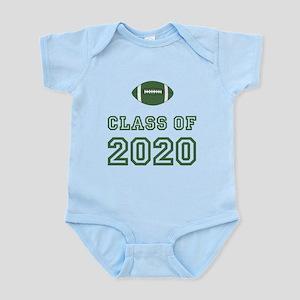 Class Of 2020 Football Infant Bodysuit