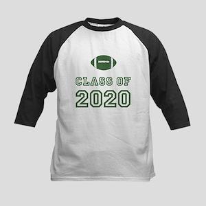 Class Of 2020 Football Kids Baseball Jersey