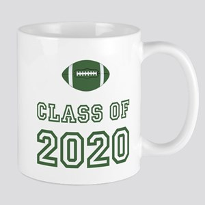 Class Of 2020 Football Mug