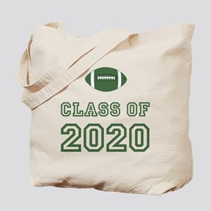 Class Of 2020 Football Tote Bag