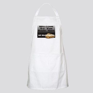 Welcome to Dark Side Apron