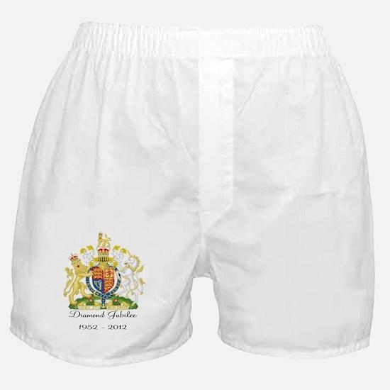 Diamond Jubilee Design Boxer Shorts