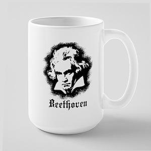 Beethoven Large Mug