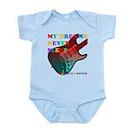 My dreams Never sleep Infant Bodysuit