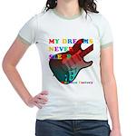 My dreams Never sleep Jr. Ringer T-Shirt