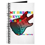 My dreams Never sleep Journal