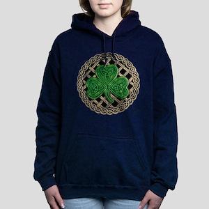 Shamrock And Celtic Knot Sweatshirt