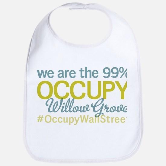 Occupy Willow Grove Bib