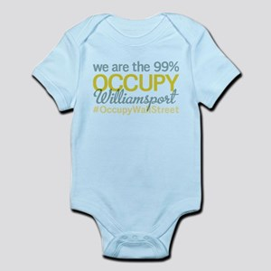 Occupy Williamsport Infant Bodysuit