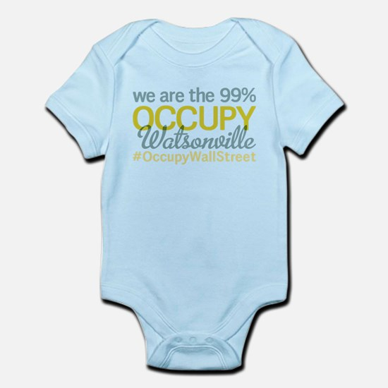 Occupy Watsonville Infant Bodysuit