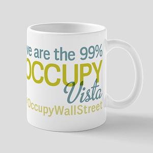 Occupy Vista Mug