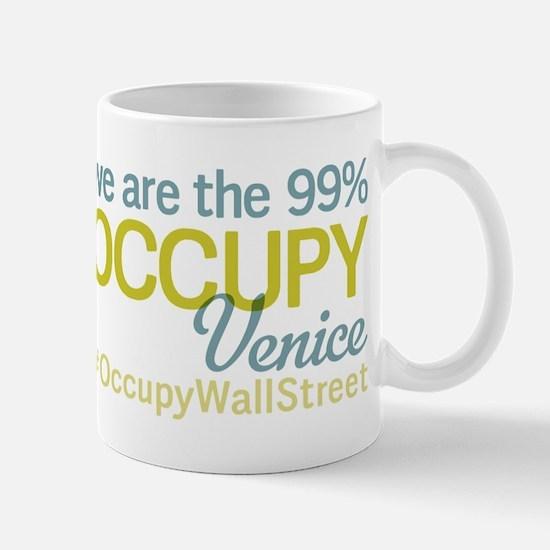 Occupy Venice Mug