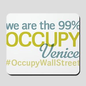 Occupy Venice Mousepad