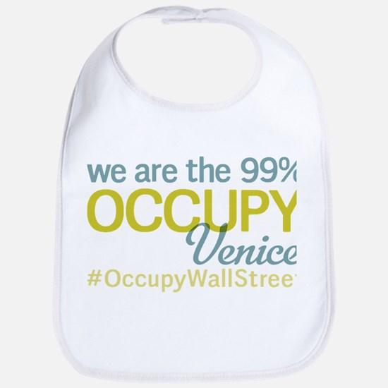 Occupy Venice Bib