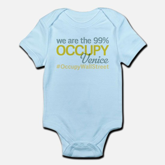 Occupy Venice Infant Bodysuit