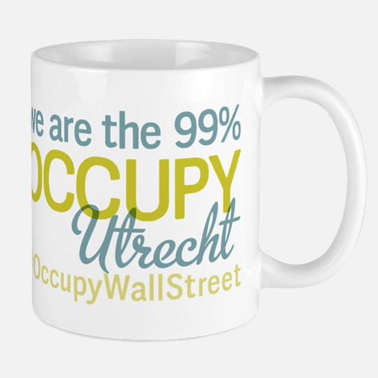 Occupy Utrecht Mug
