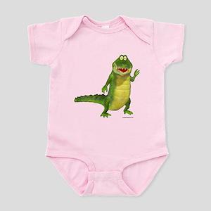 Salty the Crocodile Infant Bodysuit