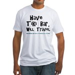 MobileTikiBar.com - Fitted T-Shirt