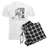 Lyle's Fashion (no text) Men's Light Pajamas