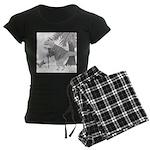 Lyle's Fashion (no text) Women's Dark Pajamas