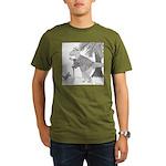 Lyle's Fashion (no text) Organic Men's T-Shirt (da