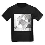 Lyle's Fashion (no text) Kids Dark T-Shirt