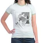 Lyle's Fashion (no text) Jr. Ringer T-Shirt