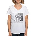 Lyle's Fashion (no text) Women's V-Neck T-Shirt