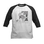 Lyle's Fashion (no text) Kids Baseball Jersey