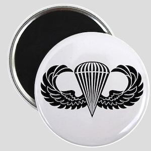 Jump Wings Stencil Magnet