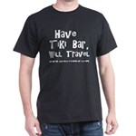 MobileTikiBar.com - Black T-Shirt