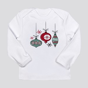 Retro Ornaments Long Sleeve Infant T-Shirt