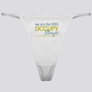 Occupy Sturgis Classic Thong