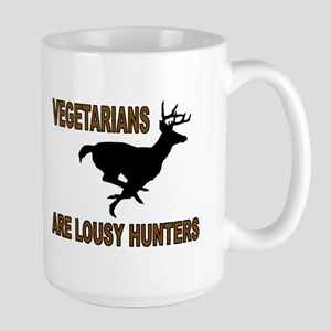 BUCK STOPS HERE Large Mug