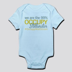 Occupy Stillwater Infant Bodysuit
