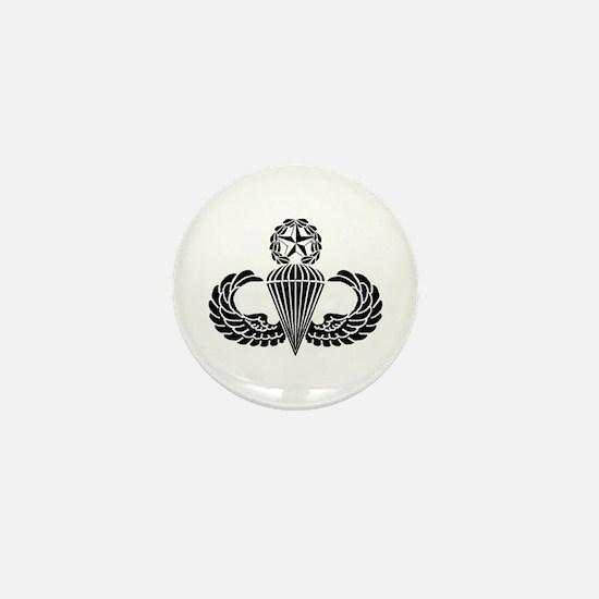 Master Parachutist Mini Button