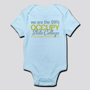 Occupy State College Infant Bodysuit