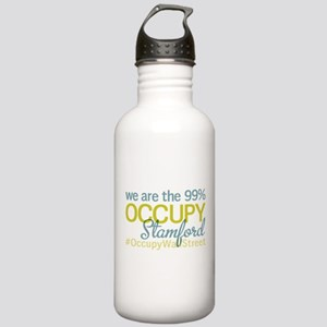 Occupy Stamford Stainless Water Bottle 1.0L