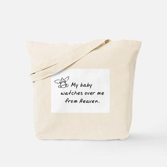 Pregnancy & Infant Loss Tote Bag